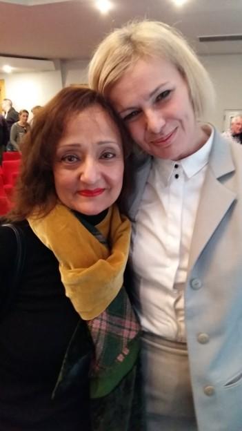 SC with Marina